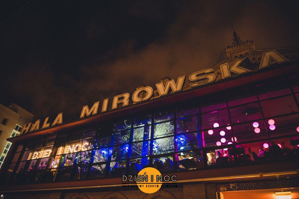 DZIEŃ I NOC Hala Mirowska