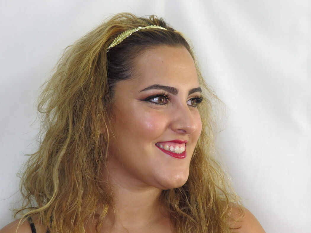 Espe Ruz Maquilladora profesional