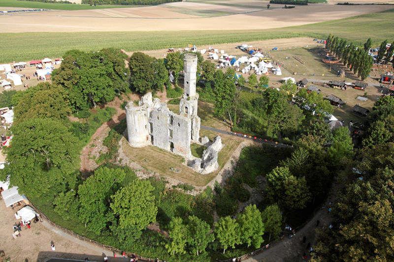 Site de Folleville