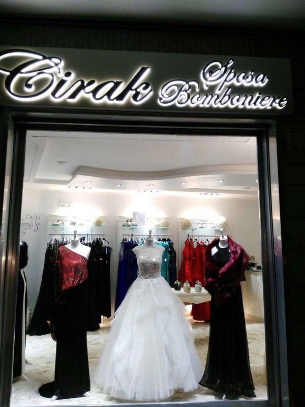Cirak sposa