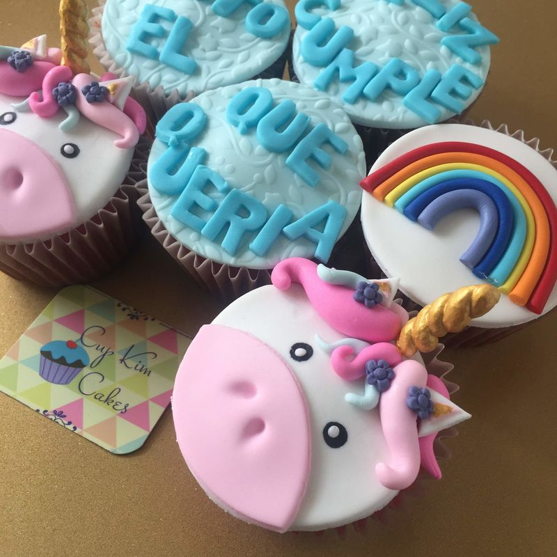 Cup Kim Cakes