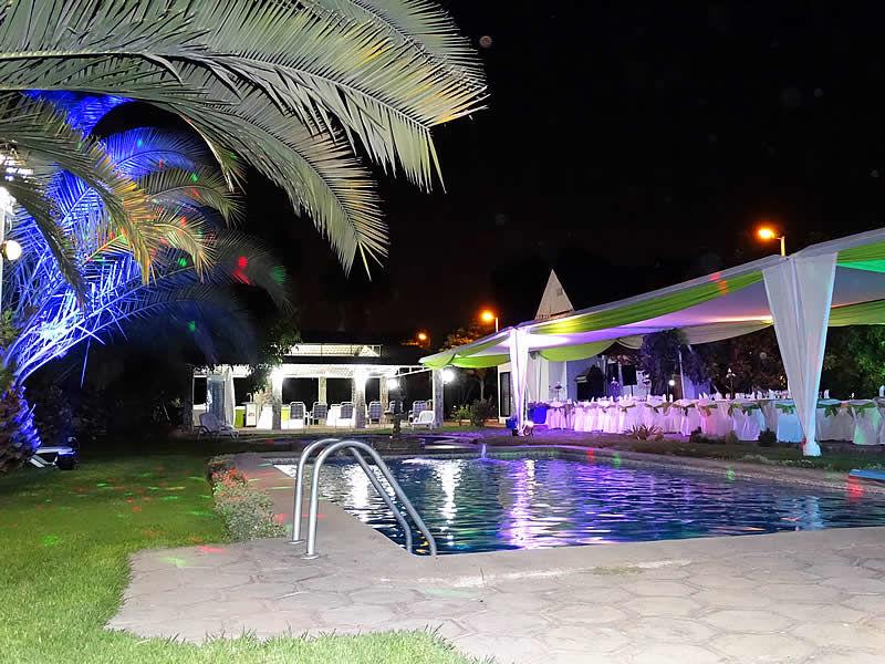 Centro de eventos Morandor