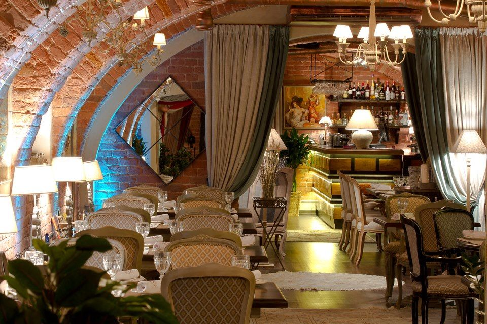 Ресторан LEGRAN