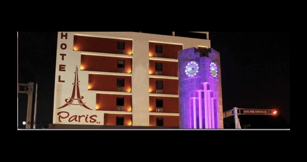 Paris FC Hotel