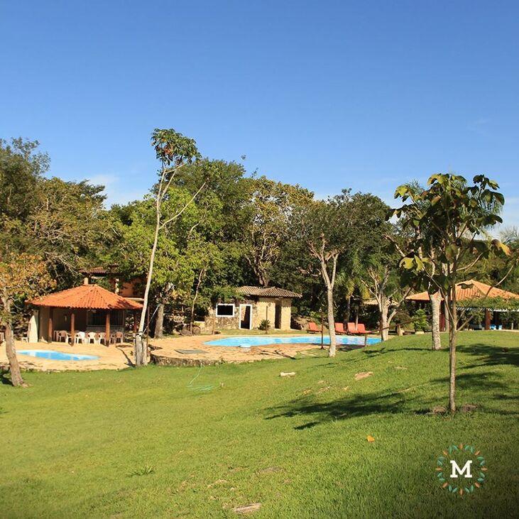ManduZanzan Hotel Fazenda