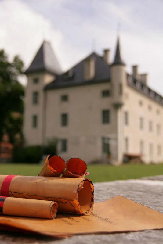 Le Château du Montalieu