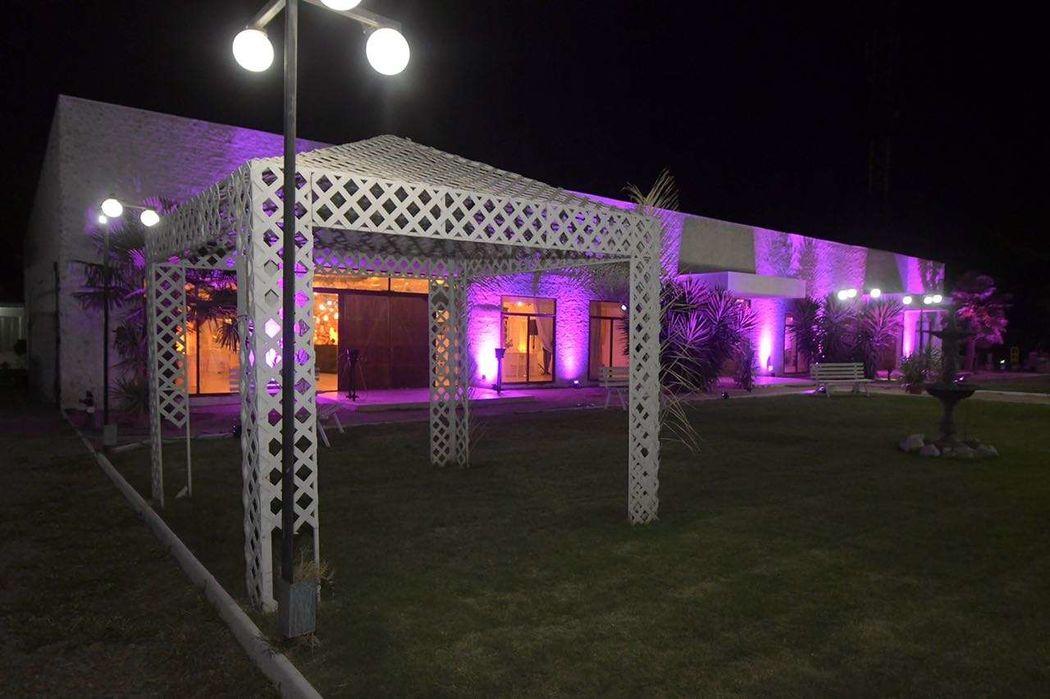 Centro Eventos Haras de Chicureo