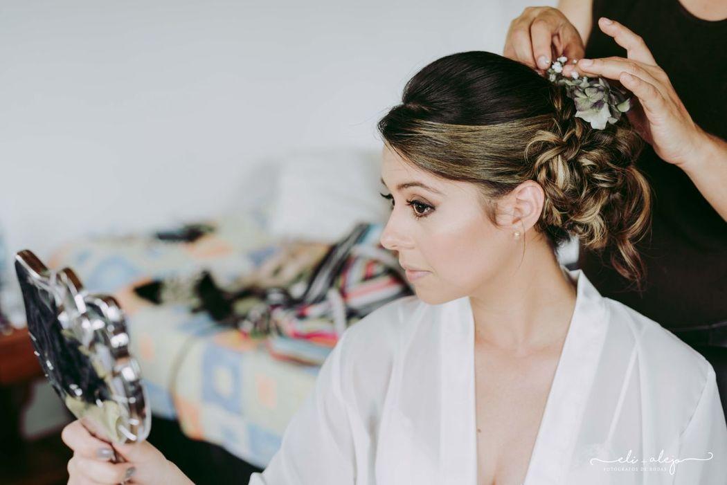Juliana Bravo Maquilladora Profesional-Medellín