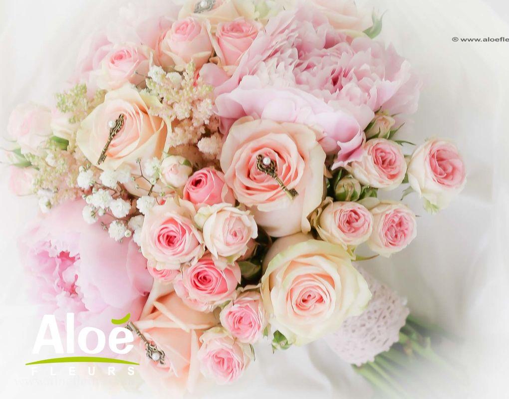 Aloé Fleurs