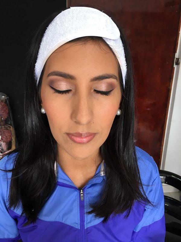 Meylin Chan Make up