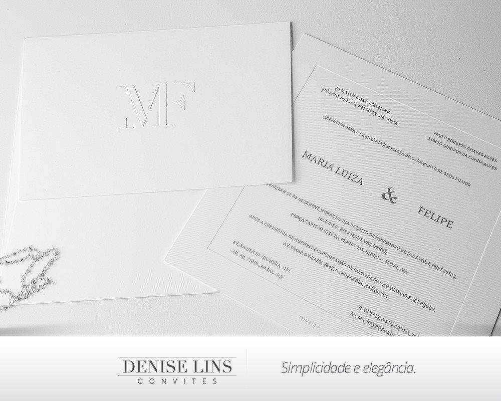 Denise Lins Convites