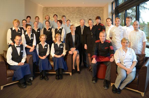 Beispiel: Team, Foto: AKZENT Hotel Surendorff.