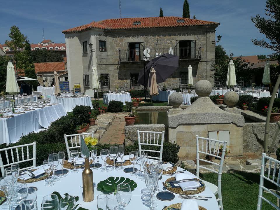 Bodegas El Castillo - Catering Ibérico