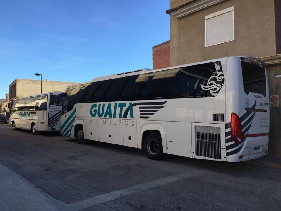 Autobuses Guaita