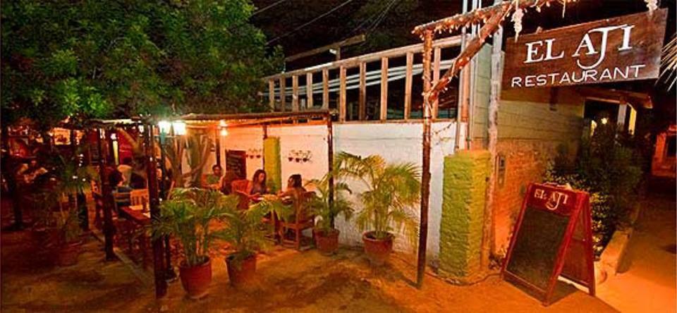 El AJI Grill & Bar