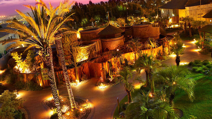 Royal Palm Plaza - Terraço Gourmet
