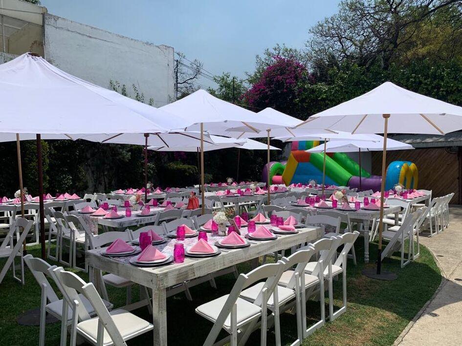 Jardín Frida Kahlo Eventos Coyoacán