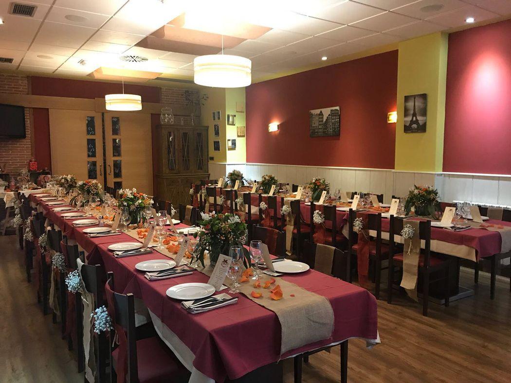 Restaurante Arco del cenador