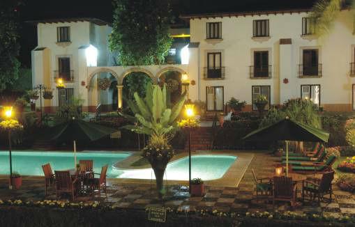 Hotel Mansión del Cupatitzio