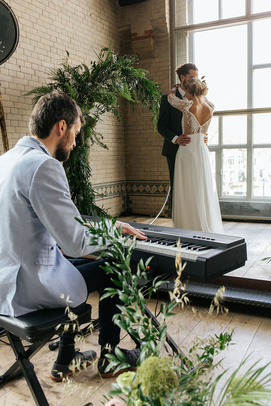 The Wedding Pianists