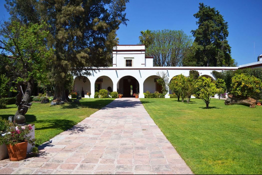 Hacienda Amazcala