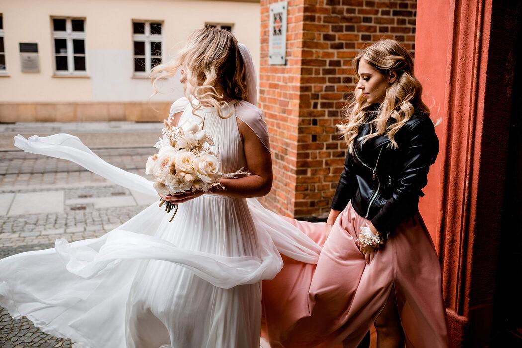Decoki ślub i kwiaty