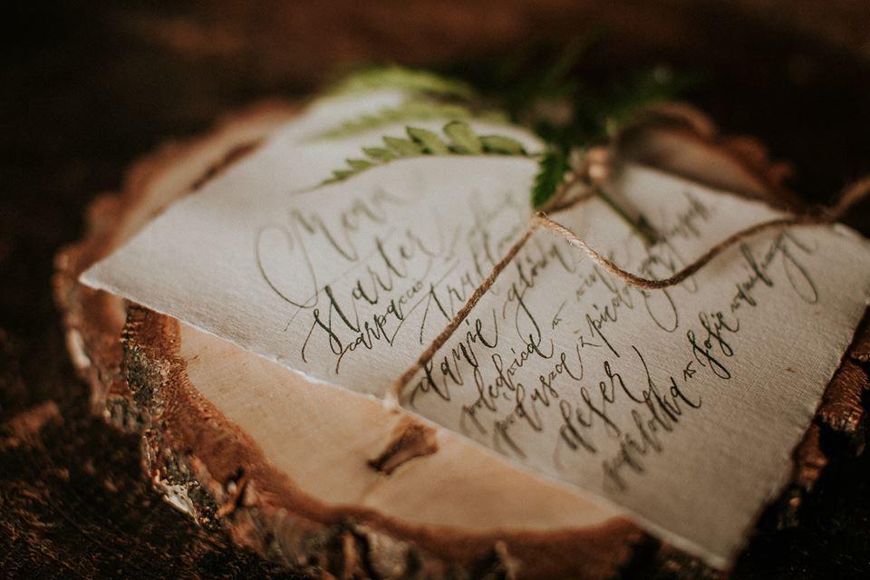 AgaPisze Calligraphy