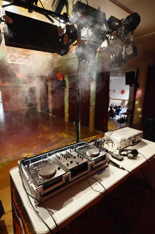 Discomóvil Karaoke Asucar