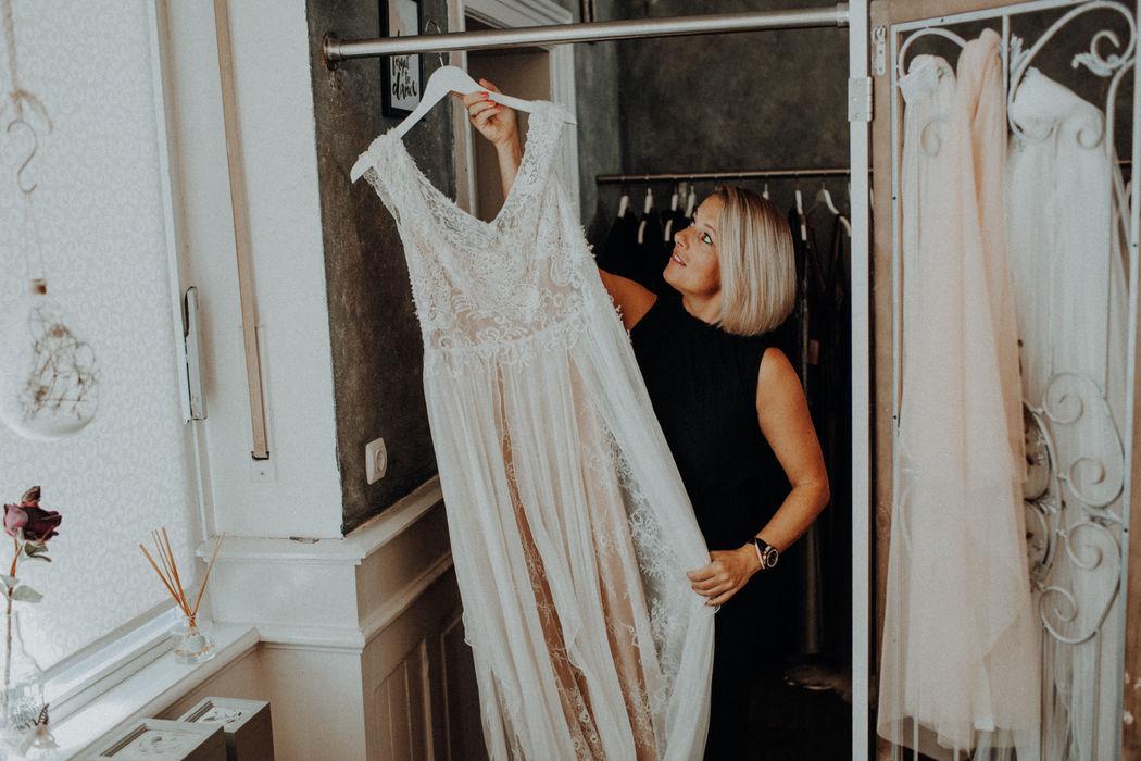 Jolie Fashion & Braut