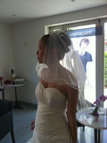 Beispiel: Service für die Braut, Foto: Centre Beaute.