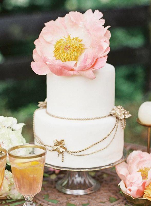 Beispiel: Hochzeitstorte
