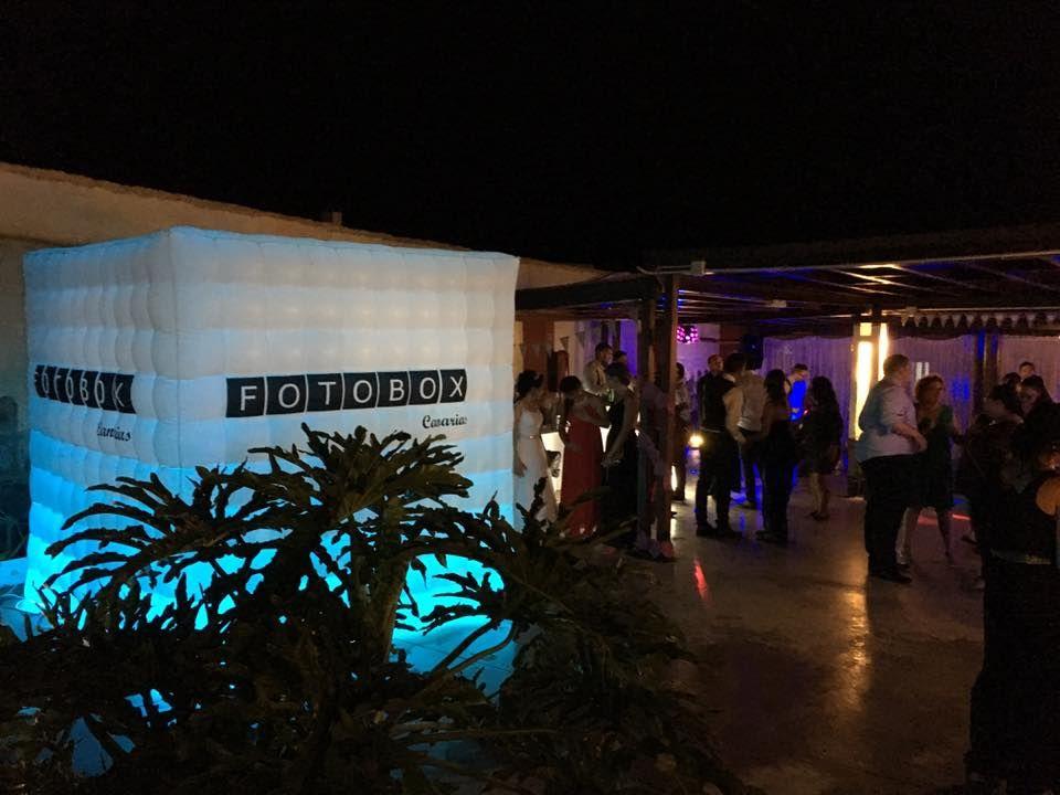 Fotobox Canarias - Fotomatón