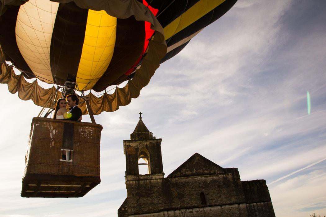 Balloon Wedding - Globos Aerostáticos