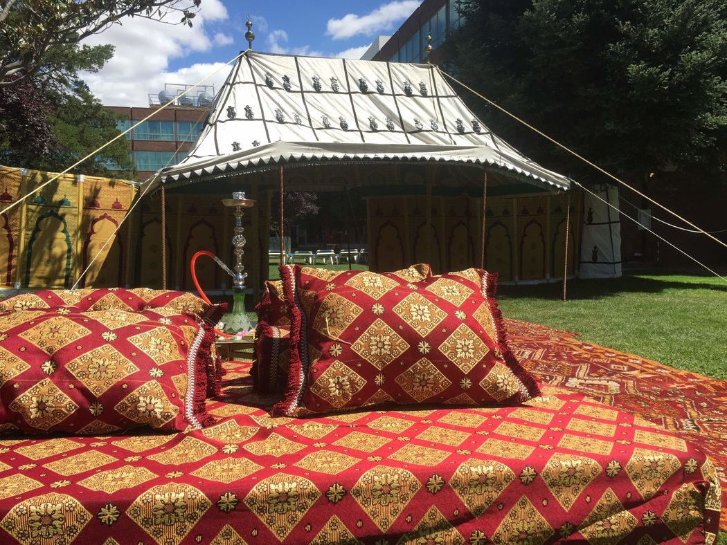 LivingZone By Sassot Sound, Mobiliario y Decoración