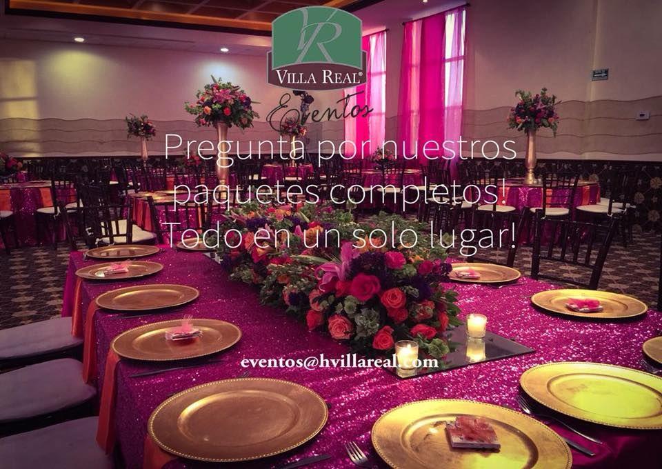 Villa Real Eventos