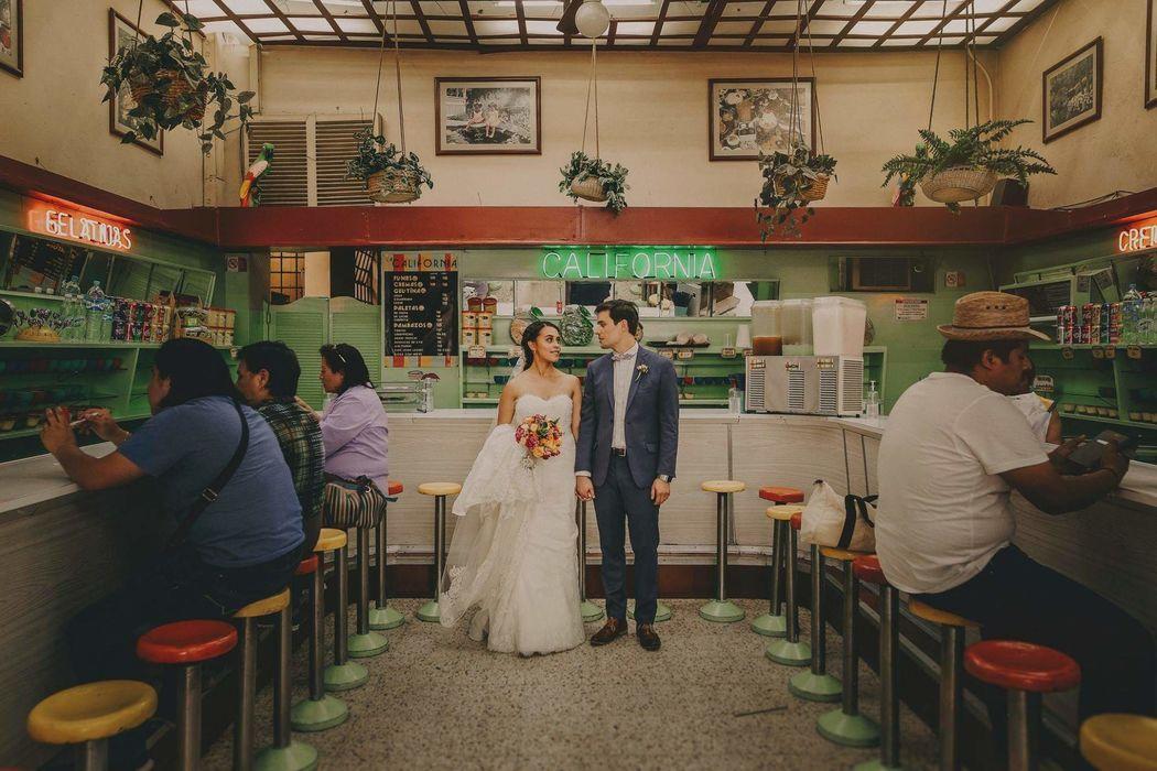 Uriel Mateos Wedding Photographer