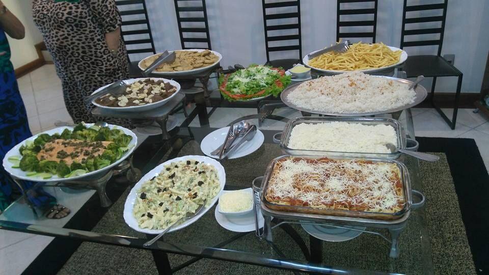 Buffet Crepes Canela