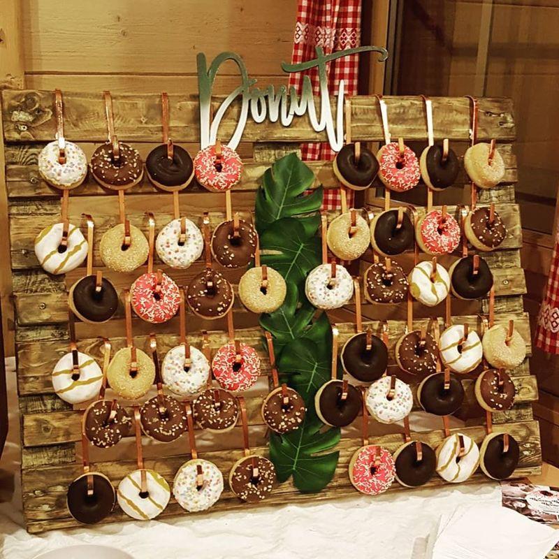 Schurter`s CandyBar & DonutWall