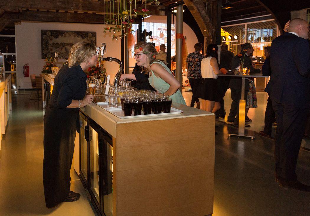 Bar trouwfeest