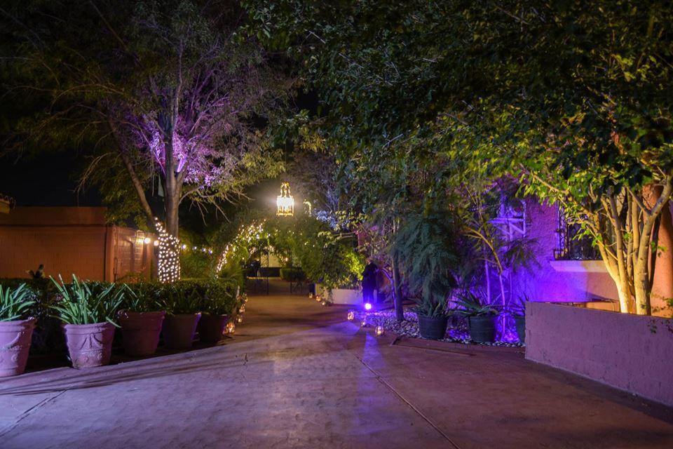 Jardín Quinta del Sol