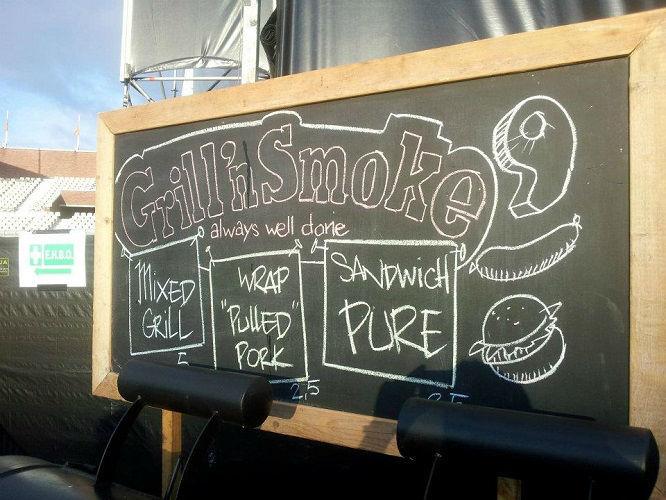 Grill 'n Smoke