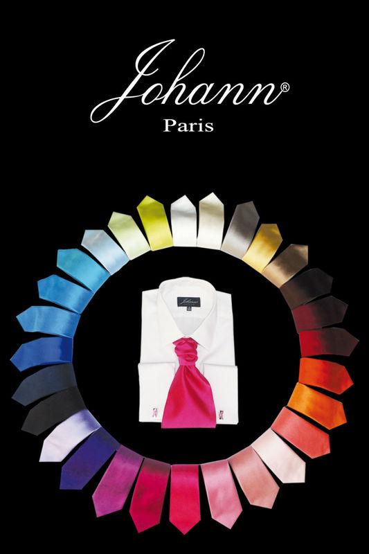 Gamme de coloris d'accessoires - Johann