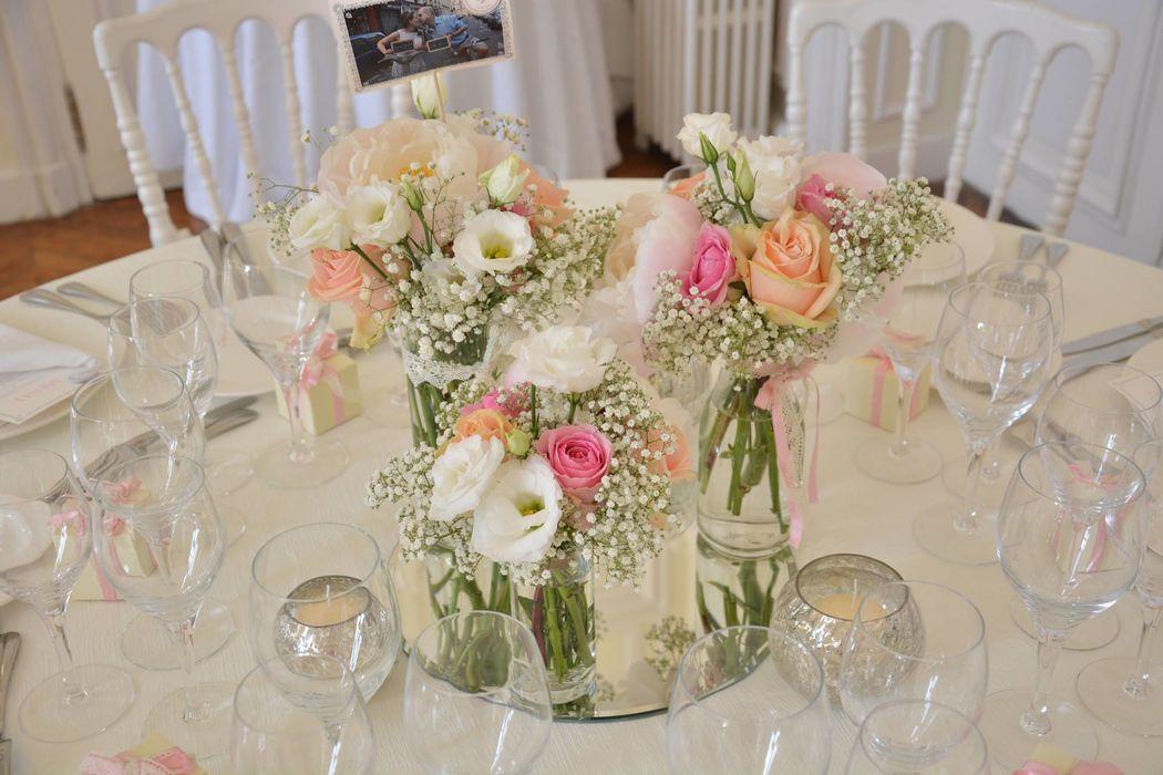 Reflets Fleurs - Vincennes