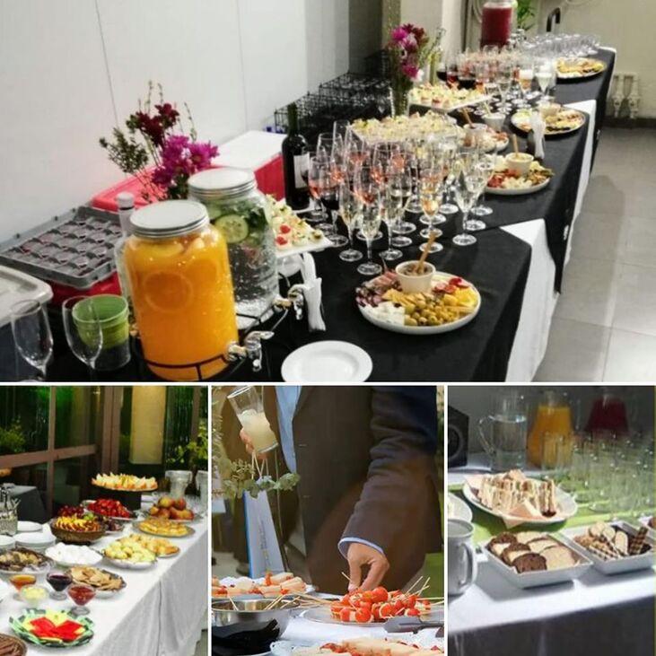 Banquetería Mostaza Dulce
