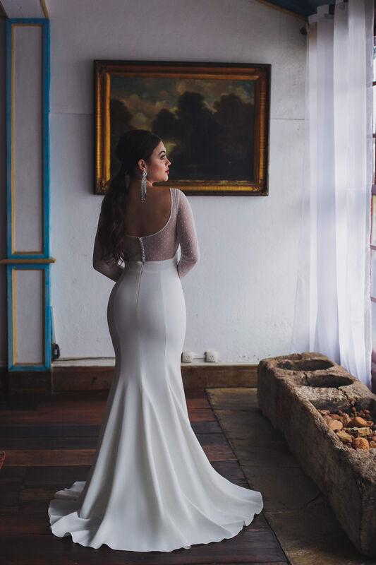 Atelier White Dress
