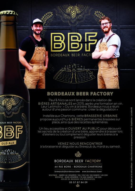 Bordeaux Beer Factory