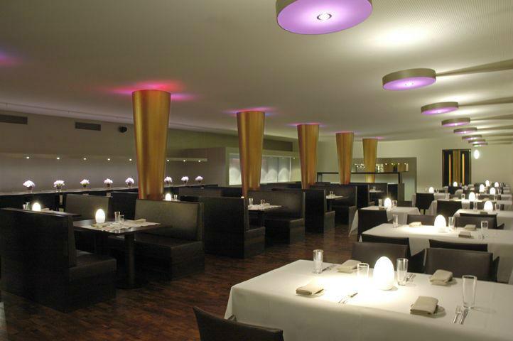 Beispiel: Restaurant, Foto: Sorell Hotel Zürichberg.
