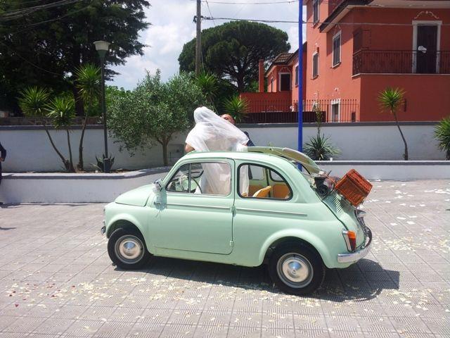 Fiat 500/D Cabrio