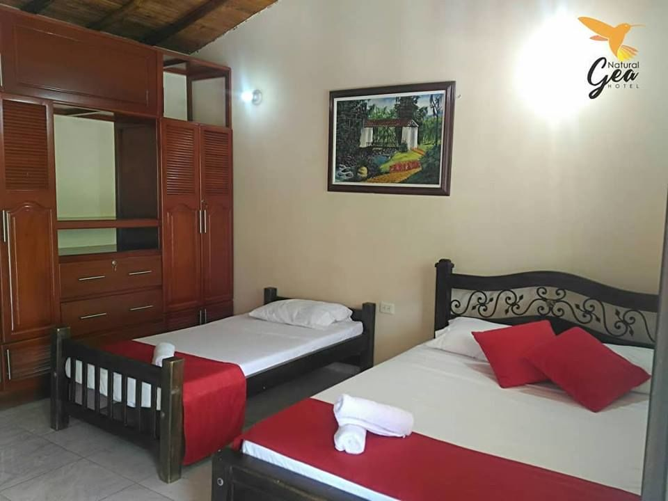Hotel Natural Gea