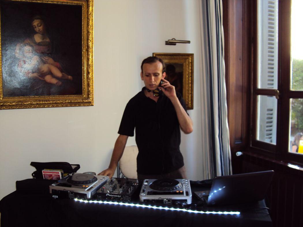 DJ Mariage Bordeaux